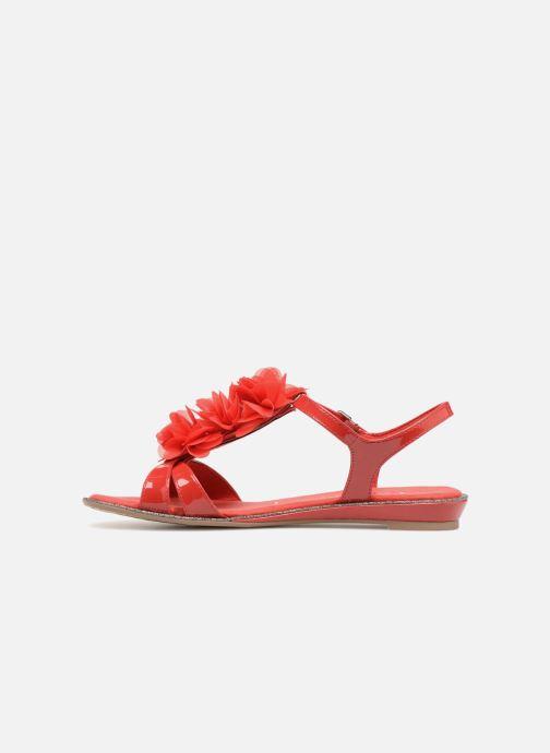 Sandales et nu-pieds Tamaris Cèdre 2 Rouge vue face