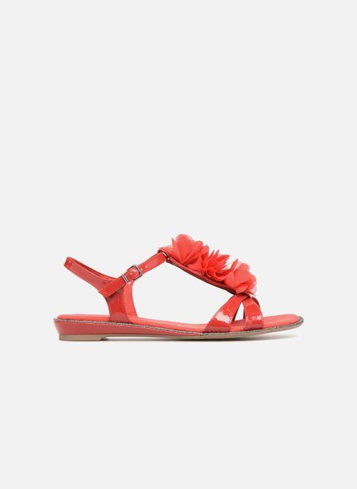 Sandales et nu-pieds Tamaris Cèdre 2 Rouge vue derrière