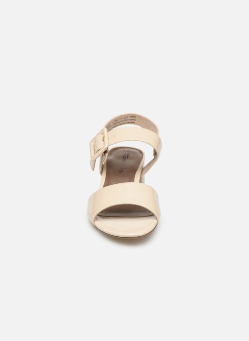 Sandals Tamaris Agave 2 Beige model view