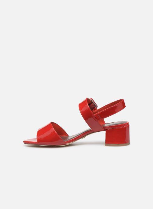 Sandales et nu-pieds Tamaris Agave 2 Rouge vue face