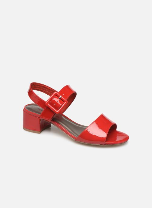 Sandals Tamaris Agave 2 Red detailed view/ Pair view
