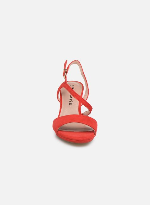 Sandals Tamaris Surelle Red model view