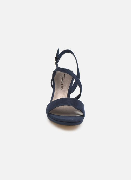 Sandals Tamaris Surelle Blue model view