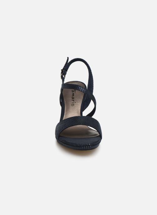 Sandals Tamaris Surelle Blue model view