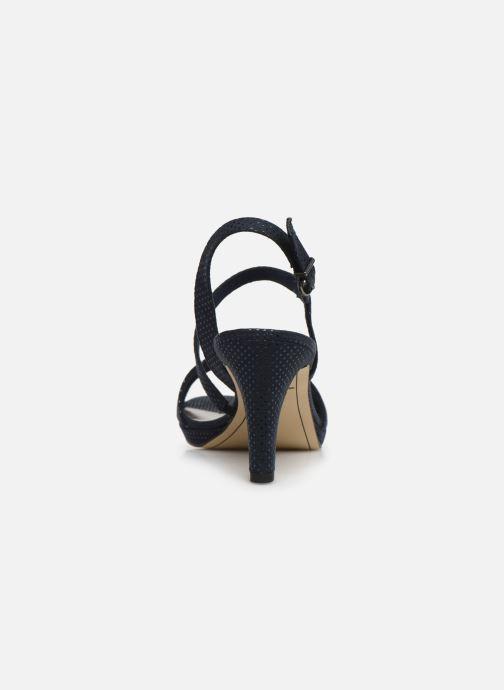 Sandales et nu-pieds Tamaris Surelle Bleu vue droite