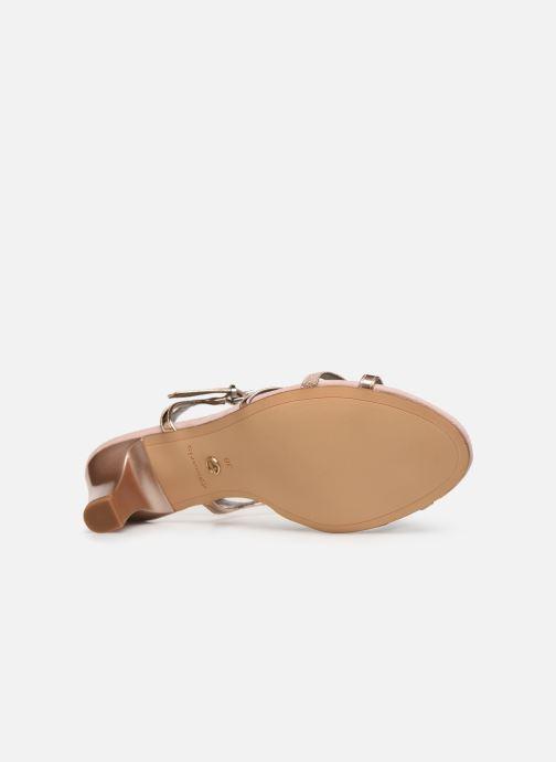 Sandales et nu-pieds Tamaris Sarriette Rose vue haut