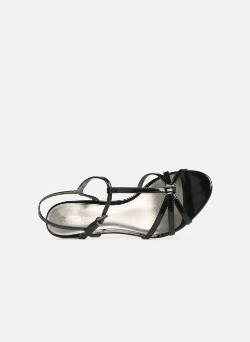 Sandalen Tamaris Sarriette Zwart links