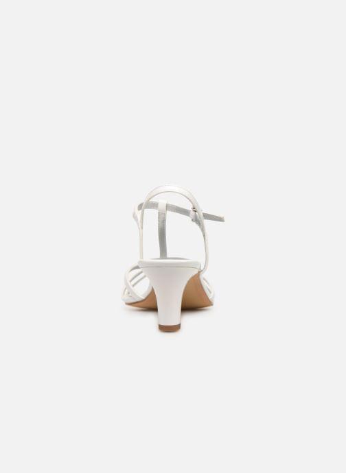 Sandales et nu-pieds Tamaris Sarriette Blanc vue droite