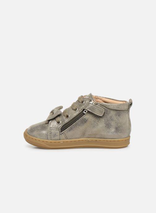 Bottines et boots Shoo Pom Bouba Zippy Gris vue face
