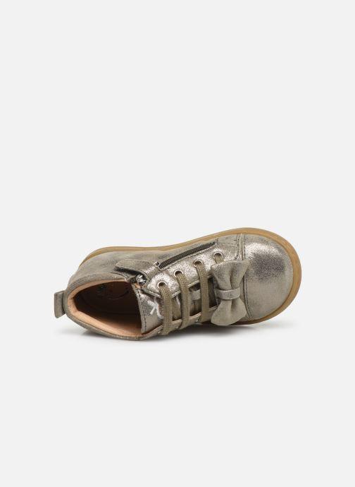 Bottines et boots Shoo Pom Bouba Zippy Gris vue gauche