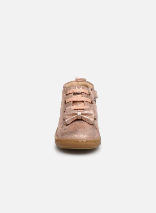 Stiefeletten & Boots Shoo Pom Bouba Zippy rosa schuhe getragen