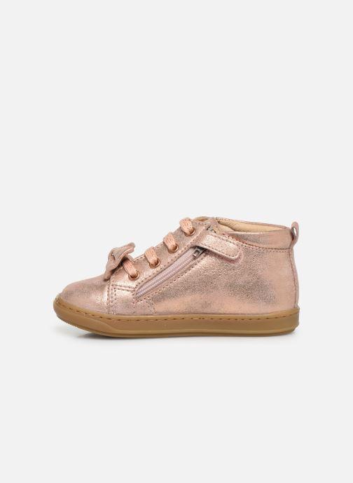Stiefeletten & Boots Shoo Pom Bouba Zippy rosa ansicht von vorne