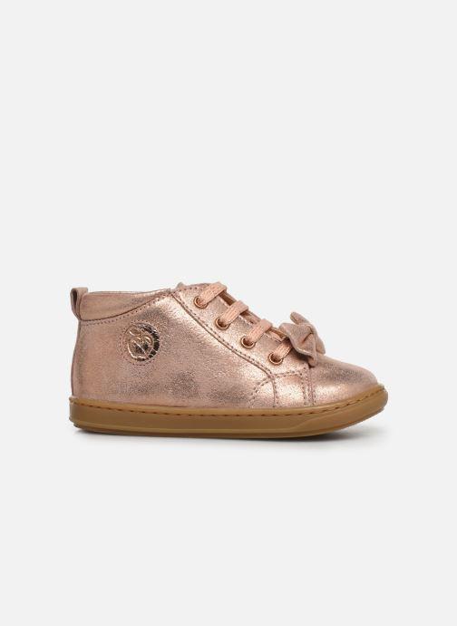 Stiefeletten & Boots Shoo Pom Bouba Zippy rosa ansicht von hinten