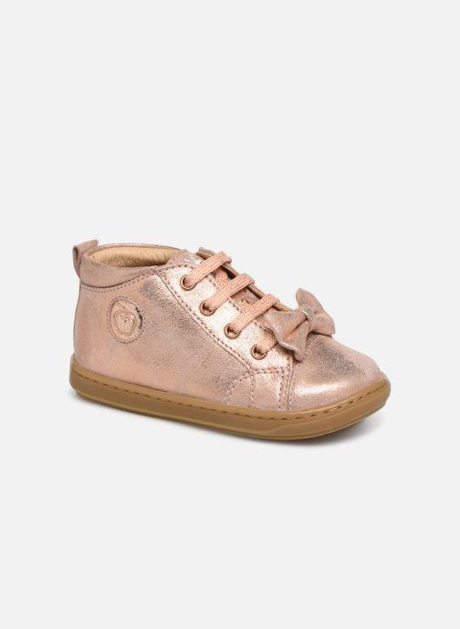 Stiefeletten & Boots Shoo Pom Bouba Zippy rosa detaillierte ansicht/modell