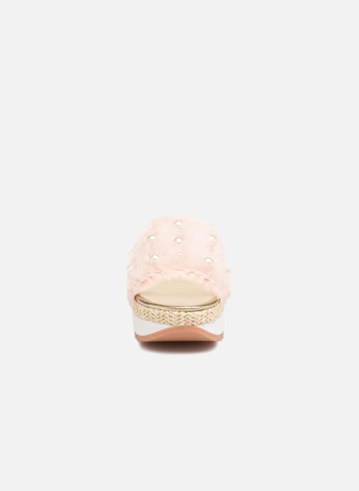 Clogs & Pantoletten Gioseppo Mooni rosa schuhe getragen