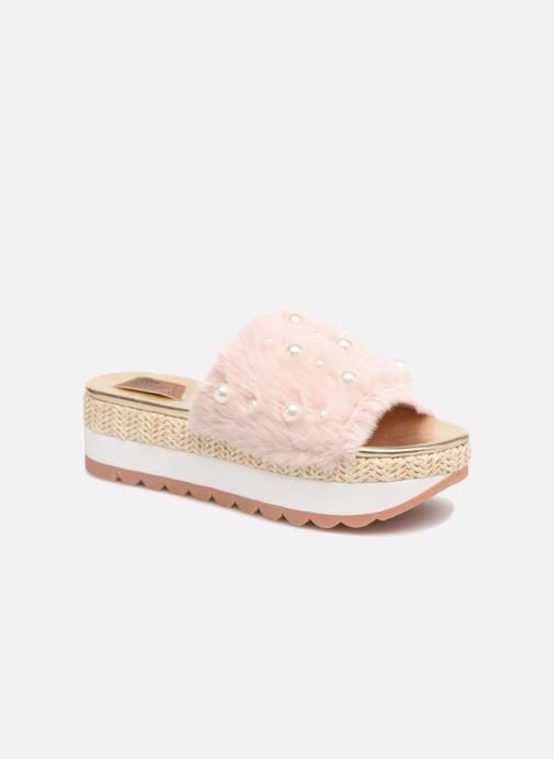 Clogs & Pantoletten Gioseppo Mooni rosa detaillierte ansicht/modell