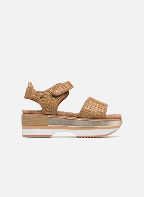 Sandales et nu-pieds Gioseppo Piset Marron vue derrière