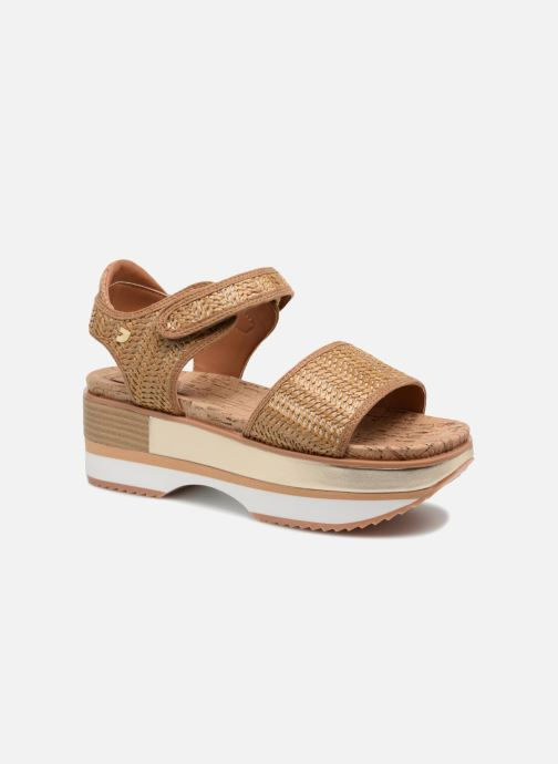 Sandales et nu-pieds Gioseppo Piset Marron vue détail/paire