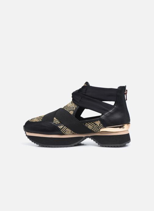 Sneaker Gioseppo Daneor schwarz ansicht von vorne