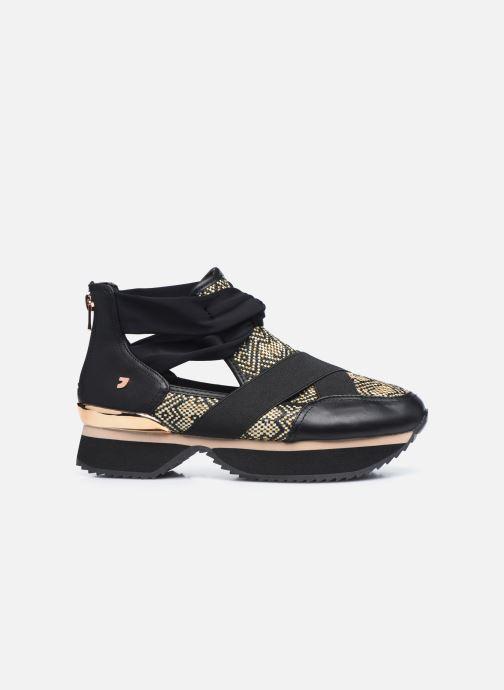 Sneaker Gioseppo Daneor schwarz ansicht von hinten