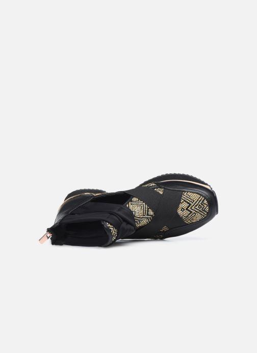 Sneaker Gioseppo Daneor schwarz ansicht von links