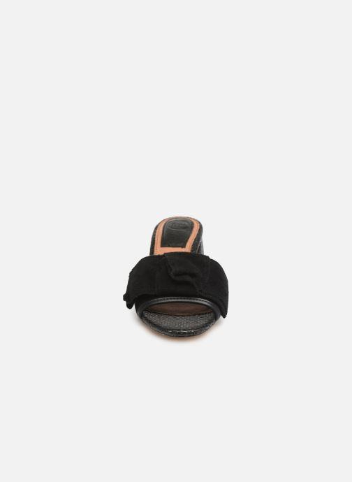 Clogs & Pantoletten Gioseppo Kelcel schwarz schuhe getragen