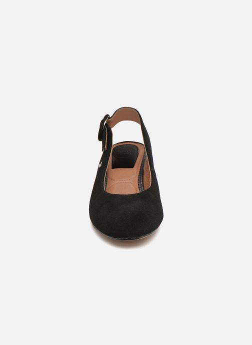 High heels Gioseppo Isas Black model view
