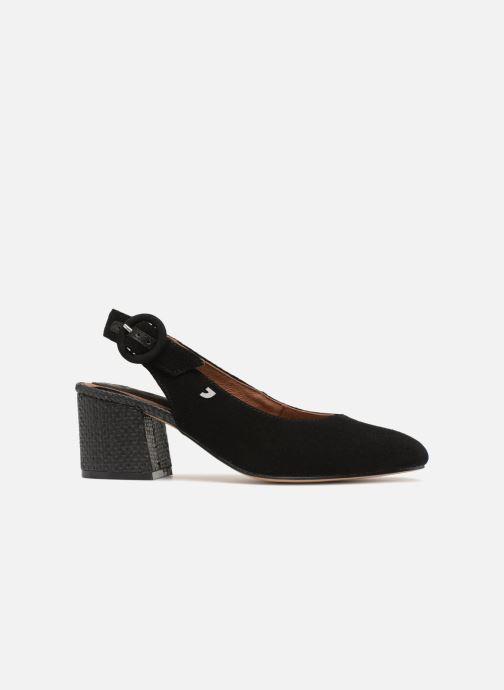 Zapatos de tacón Gioseppo Isas Negro vistra trasera