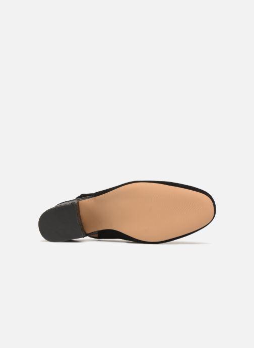 Zapatos de tacón Gioseppo Isas Negro vista de arriba