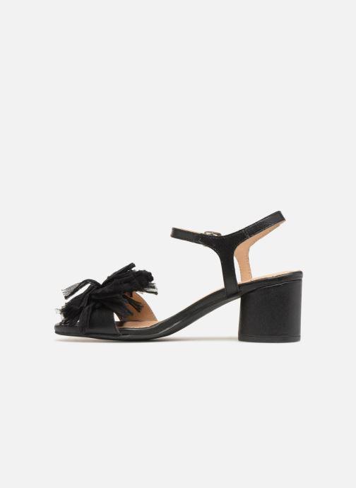 Sandales et nu-pieds Gioseppo Ulmynos Noir vue face