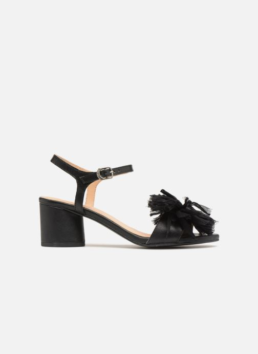 Sandales et nu-pieds Gioseppo Ulmynos Noir vue derrière