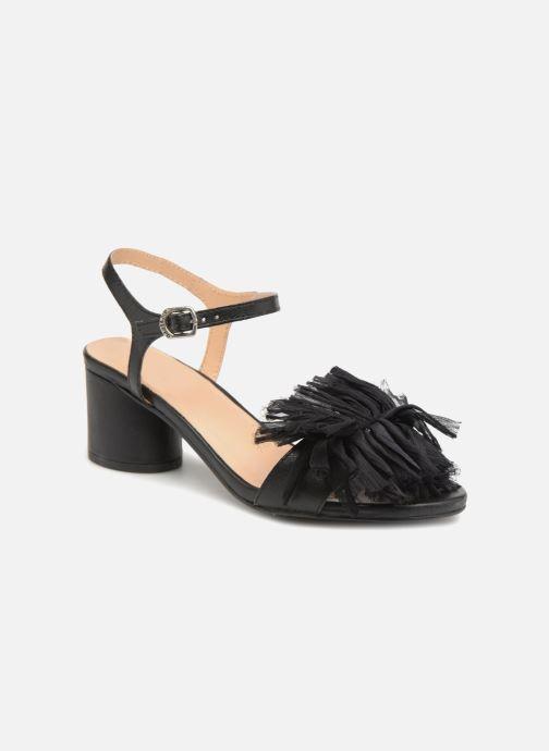 Sandales et nu-pieds Gioseppo Ulmynos Noir vue détail/paire