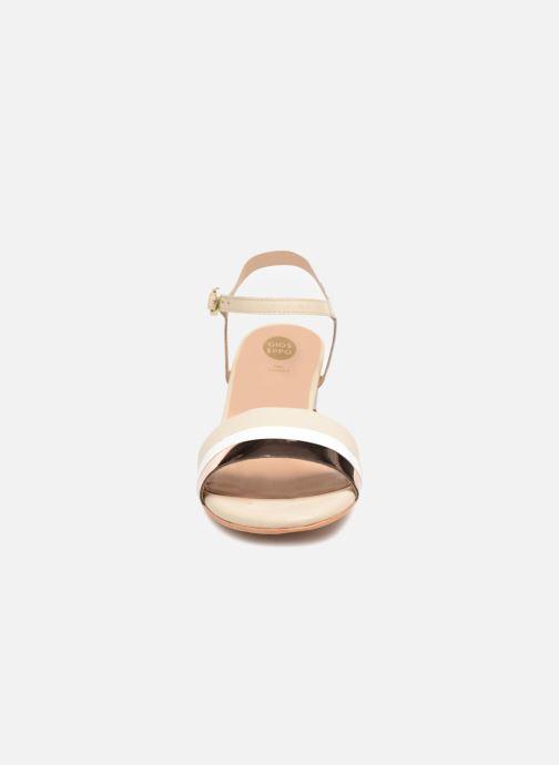 Sandales et nu-pieds Gioseppo Gonman Beige vue portées chaussures