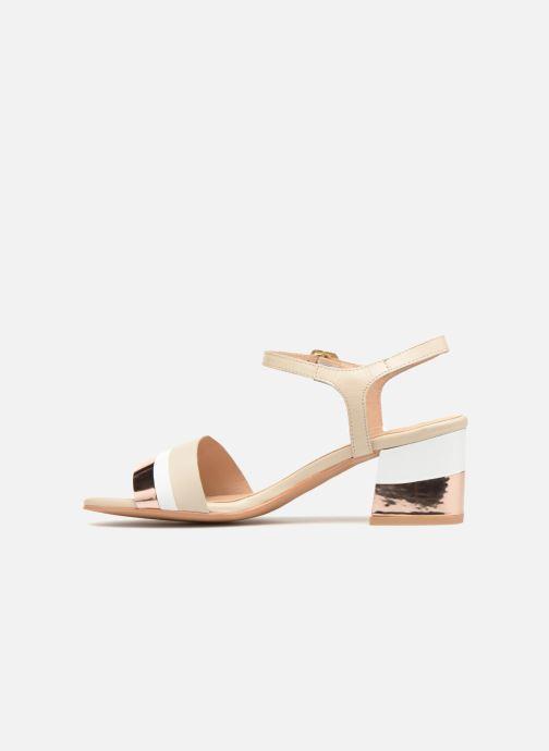 Sandales et nu-pieds Gioseppo Gonman Beige vue face