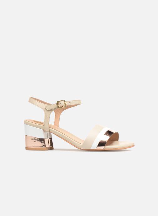 Sandales et nu-pieds Gioseppo Gonman Beige vue derrière