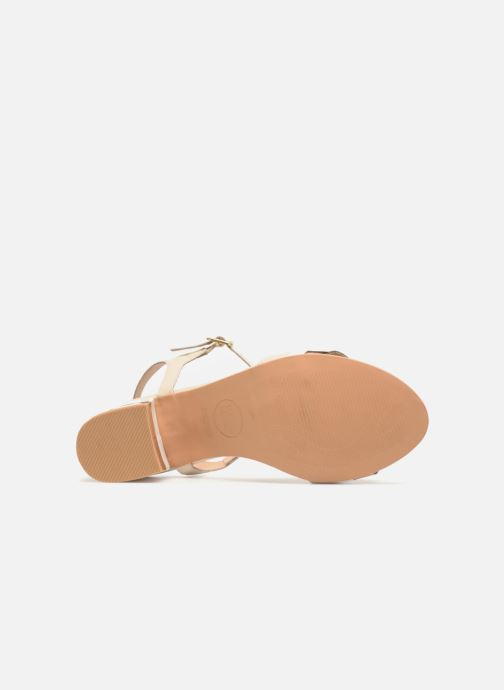 Sandales et nu-pieds Gioseppo Gonman Beige vue haut