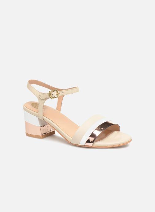 Sandales et nu-pieds Gioseppo Gonman Beige vue détail/paire