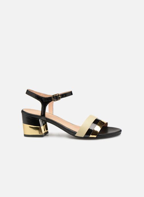Sandales et nu-pieds Gioseppo Gonman Noir vue derrière