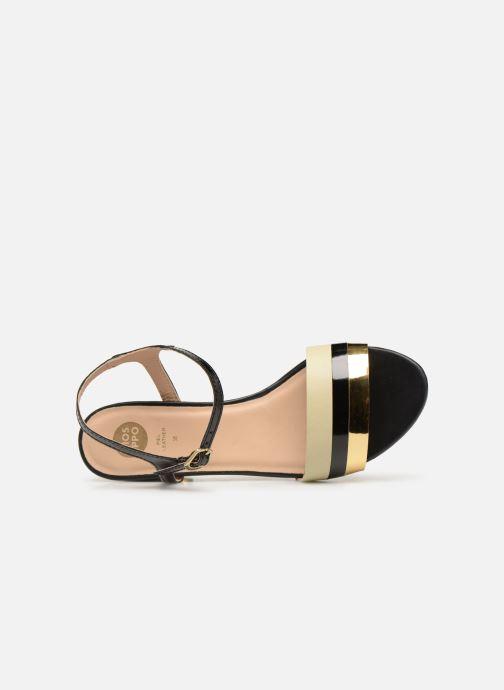 Sandales et nu-pieds Gioseppo Gonman Noir vue gauche