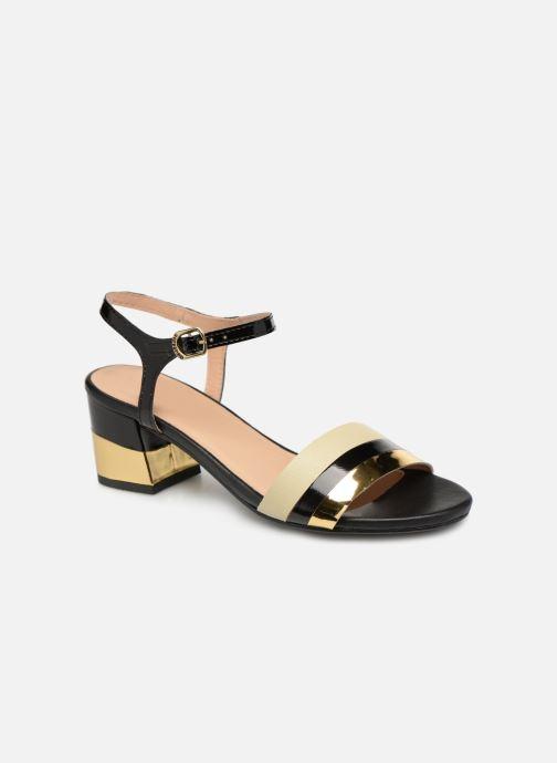 Sandales et nu-pieds Gioseppo Gonman Noir vue détail/paire