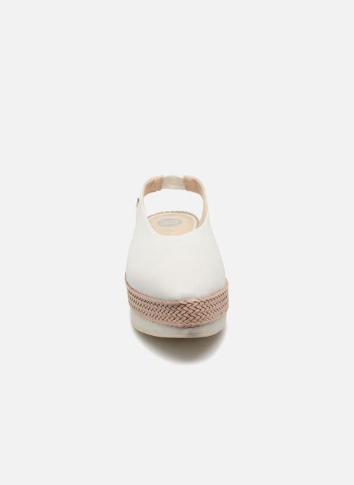 Sandals Gioseppo Helbil White model view