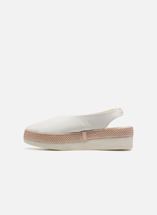 Sandals Gioseppo Helbil White front view