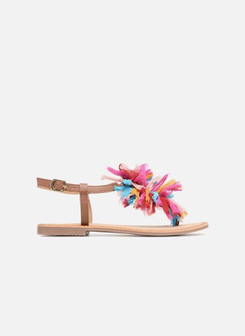 Sandales et nu-pieds Gioseppo Sixtine Multicolore vue derrière