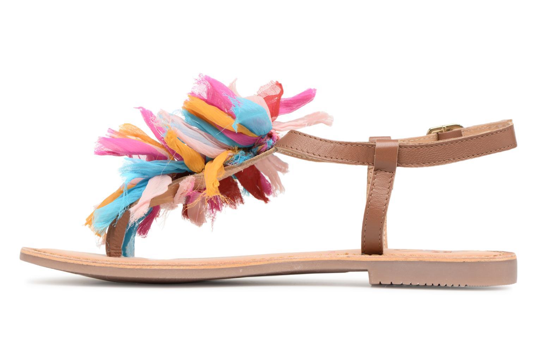 Sandales et nu-pieds Gioseppo Sixtine Multicolore vue face