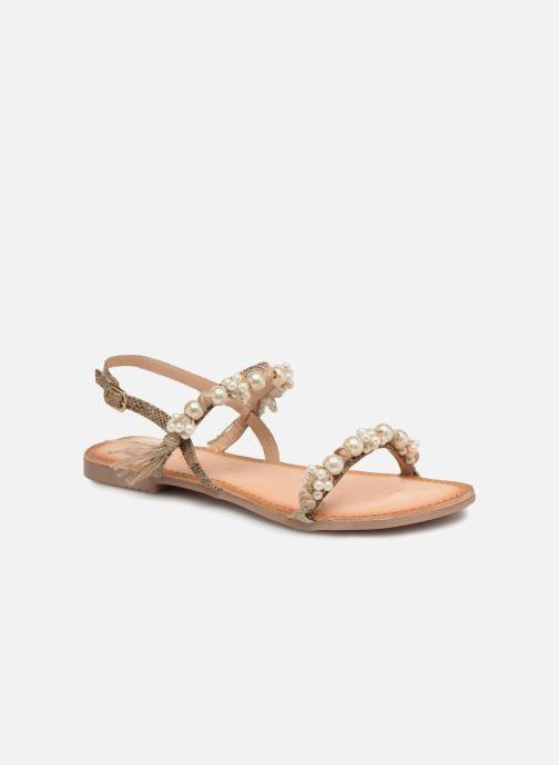 Sandales et nu-pieds Gioseppo Limith Marron vue détail/paire