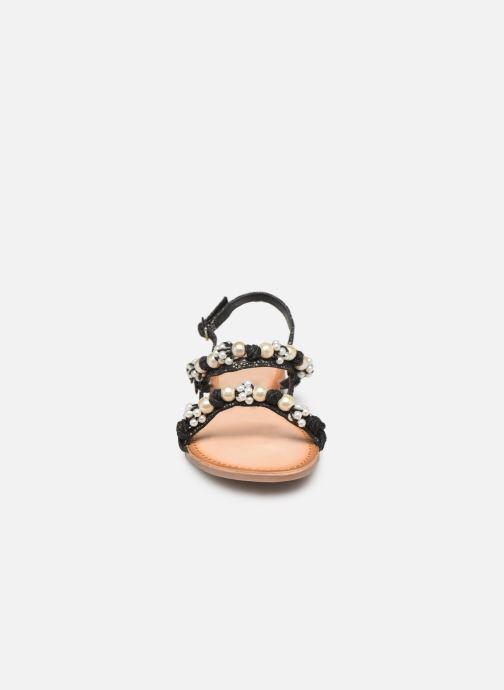 Sandali e scarpe aperte Gioseppo Limith Nero modello indossato