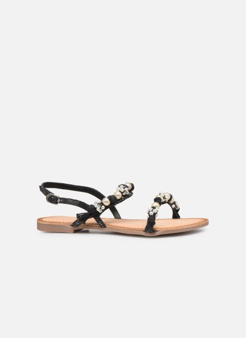 Sandals Gioseppo Limith Black back view