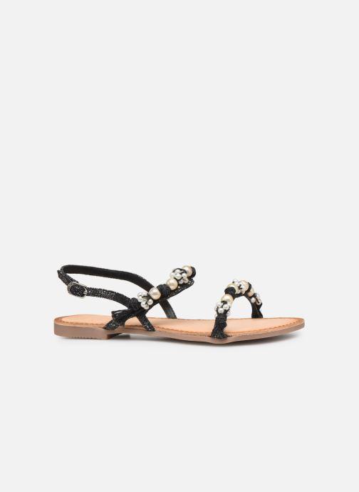 Sandales et nu-pieds Gioseppo Limith Noir vue derrière