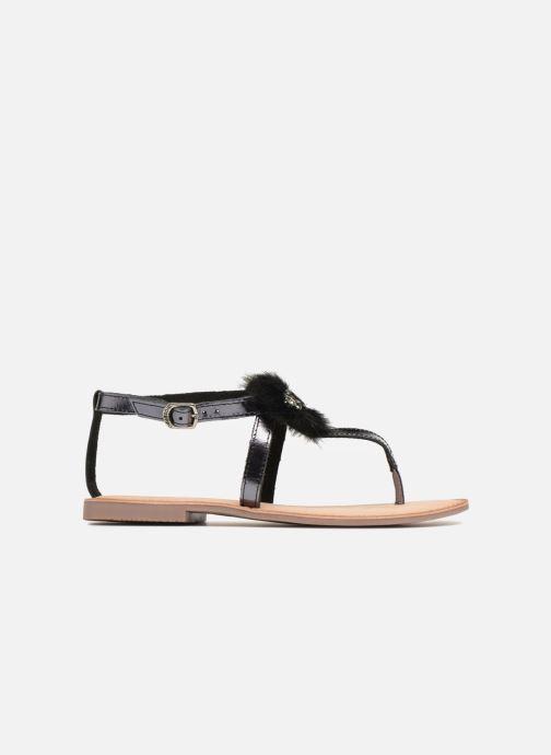 Sandali e scarpe aperte Gioseppo Hevafe Nero immagine posteriore