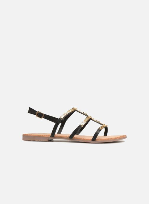 Sandals Gioseppo Gafiro Bronze and Gold back view